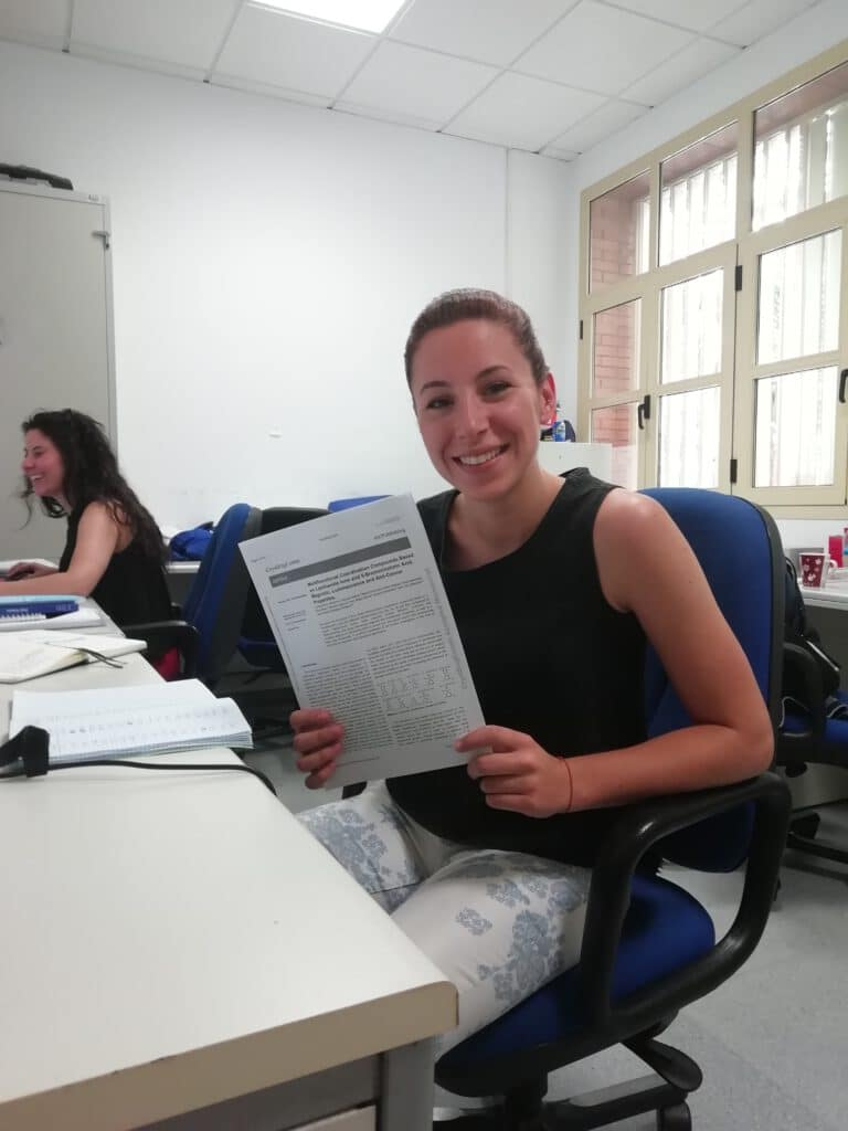 Cristina publishes in CrystEngComm !! Congratulations Cristina !! Keep doing in the same way !!