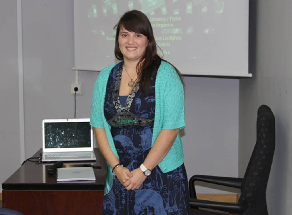 Ana Belén has been awarded with a «Junta de Andalucia» PhD fellowship !!